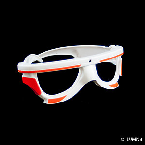 1 x Sound Activated Storm Trooper Sunglasses