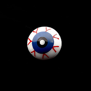 144 x Flashing Rings - Jelly Eyeball