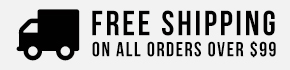 free delivery over $99